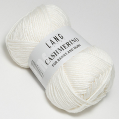 Пряжа CASHMERINO for Babies and More Lang Yarns