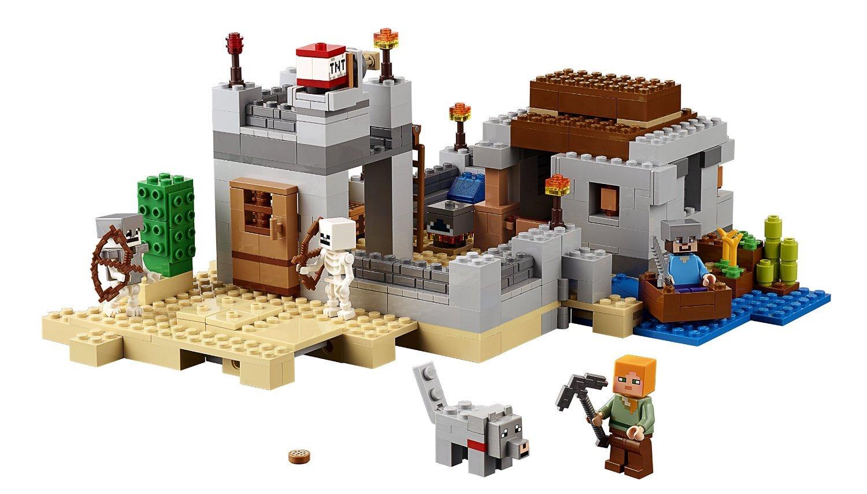 Лего Майнкрафт 21121