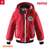 Куртка весна-осень Reima Barley 521453-3830