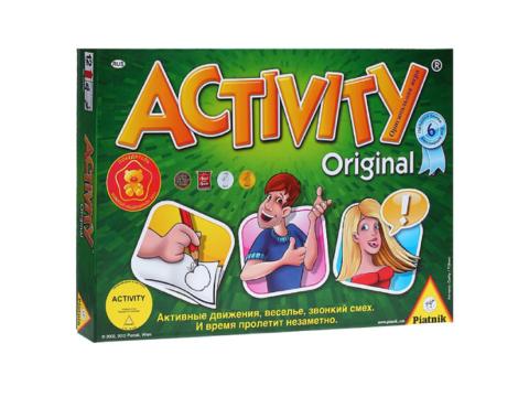 Hастольная игра Активити (Activity original)