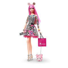 Коллекционная Кукла Барби Токидоки (Tokidoki), Mattel