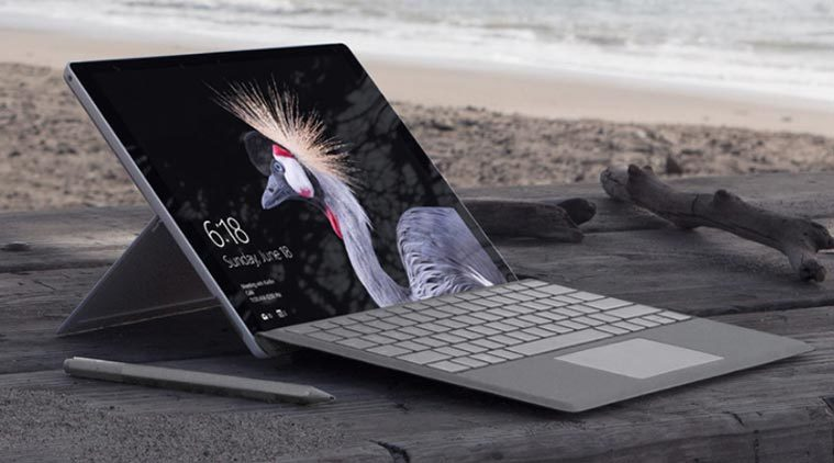 Microsoft Surface Pro 5 i7 8Gb 256Gb– купить в интернет