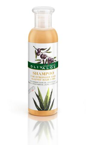 Укрепляющий шампунь от выпадения волос OlivAloe 200 мл