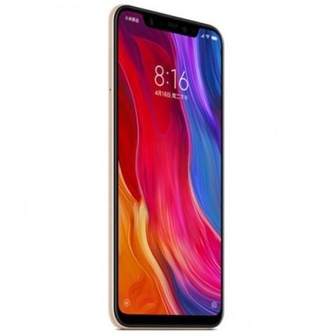 Смартфон Xiaomi Mi 8 6 / 128GB (золотой)