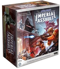 Star Wars: Imperial Assault (на русском языке)