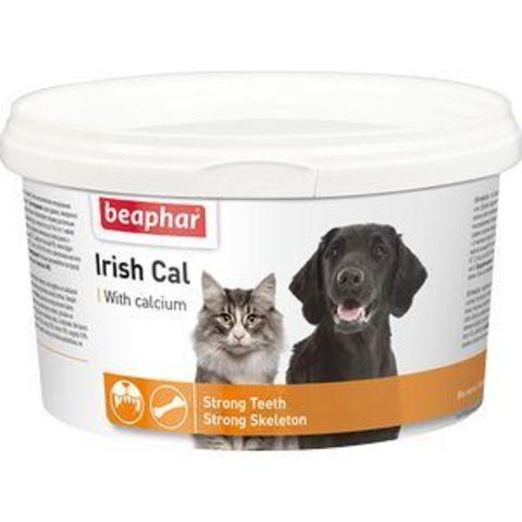 12502 Беафар Irish Cal Минеральная смесь д/собак 250гр*6