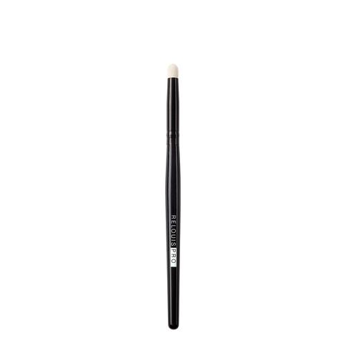 Relouis pro Кисть косметическая малая растушевочная для теней Blending Brush S №10