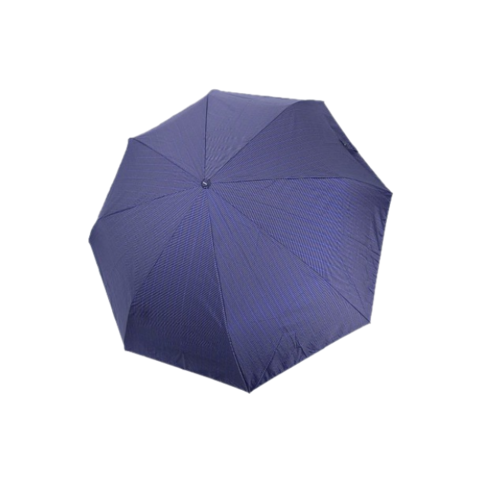 Зонт автомат в полоску, ТРИ СЛОНА, диаметр купола - 130 см, 603-4