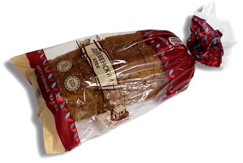 """Хлеб """"Инской"""" Деревенский нарезка 350г"""