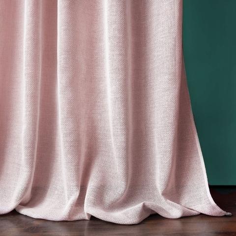 Комплект штор Альба розовый