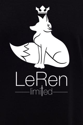 Футболка LeRen Logo Long Black