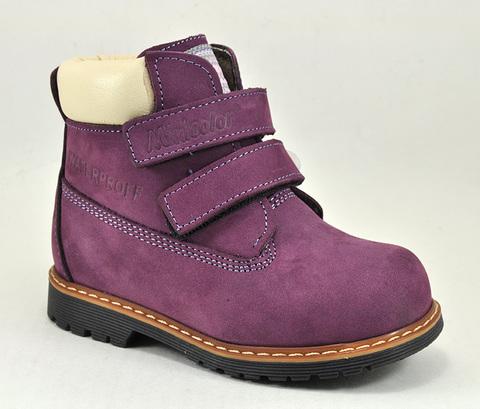 Ботинки демисизонные Minicolor 750-28
