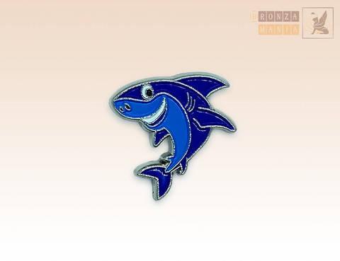 значок Акула