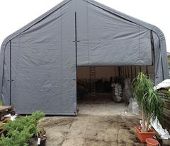 Ангар тентовый ShelterLogic 6,8х9,8х3,7 м