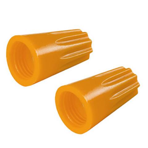 Соединительный изолирующий зажим СИЗ-3 5,5 мм2 оранжевый (5 шт) TDM