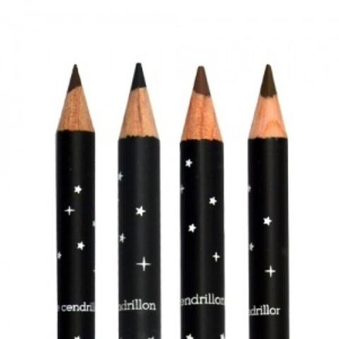 Карандаш для бровей REVECEN 01, темно-коричневый