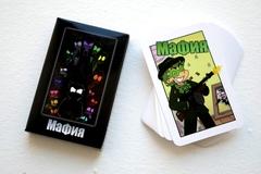 Мафия карты с персонажами