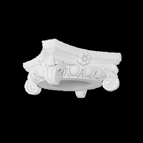 Капитель (колонна) Европласт из полиуретана 1.11.006, интернет магазин Волео