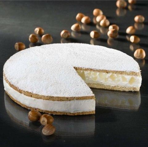 Торт Рикотта грушевый 1100 кг