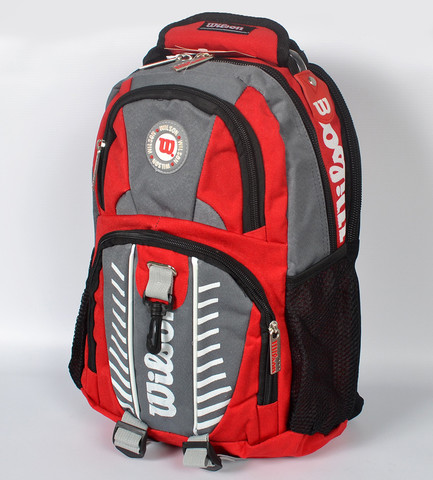 c913de84b956 Стильный спортивный рюкзак Wilson для любителей спорта и активного ...