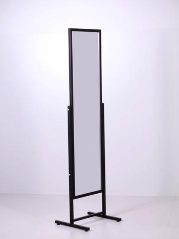 ТД-150-40 Зеркало двухстороннее напольное (черное)