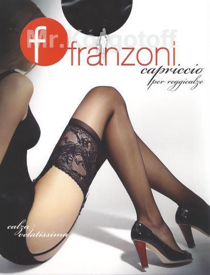 Чулки Franzoni Capriccio 12