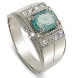 0810 Изумруд бриллианты