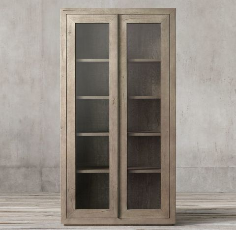 Aspen French Oak Cabinet