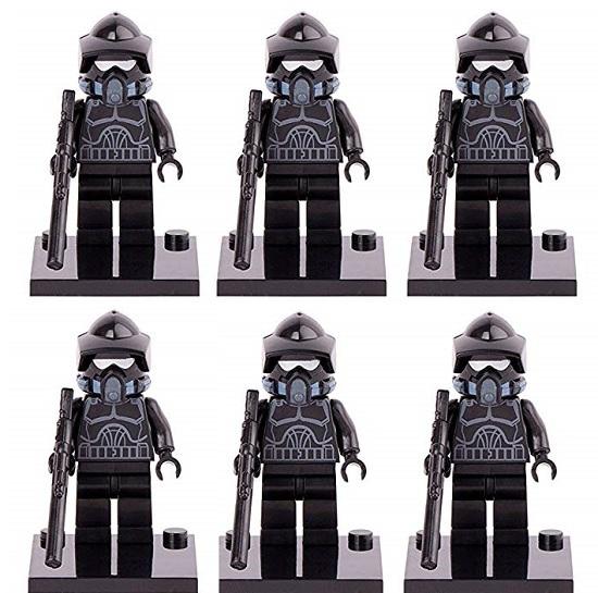 Минифигурки Звездные войны Армия клонов серия 237