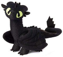 Мягкая игрушка Беззубик - Как приручить Дракона, Spin Master