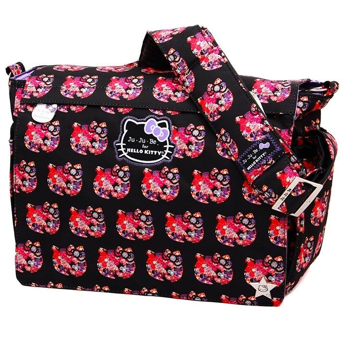 #Сумка для коляски Ju-Ju-Be Better Be Hello Kitty Hello Perky
