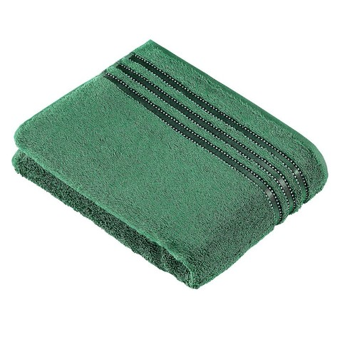 Полотенце 100х150 Vossen Cult de Luxe slate green