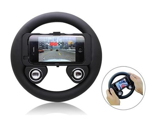 Game Wheel Speaker iPhone 4