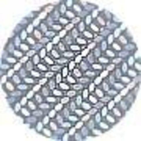 Фольга для ламинирования/фольгирования Crown Roll Leaf - голограммная, №03 -