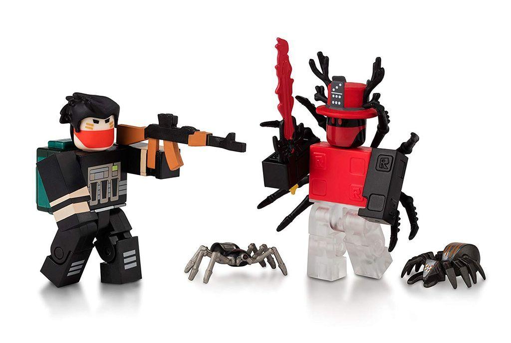 набор фигурок роблокс бандит и маячок Roblox Bandit And