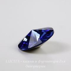 1122 Rivoli Ювелирные стразы Сваровски Sapphire (SS29) 6,14-6,32 мм, 5 штук