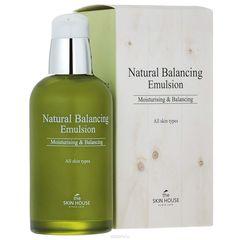 Матирующая балансирующая эмульсия The Skin House Natural Balancing