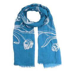 PC3227-1-21 платок голубой