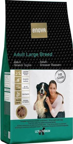 Сухой корм Enova Adult Large Breed