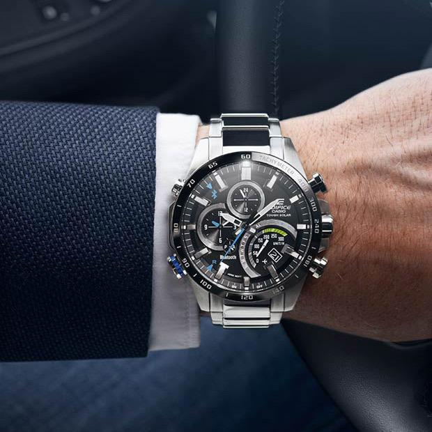 Casio EQB-501XDB-1A - купить наручные часы Casio Edifice EQB-501XDB ... 525cf30a8