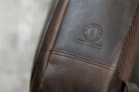 Кожаный рюкзак Klondike 1896 DIGGER «Sade» Brown, Germany, фото 11