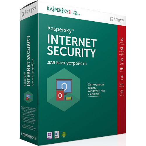 Kaspersky Internet Security для всех устройств 2016