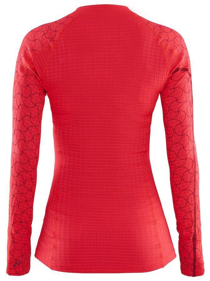 Женское термобелье рубашка Craft Active Extreme розовый (1903408-2410) фото