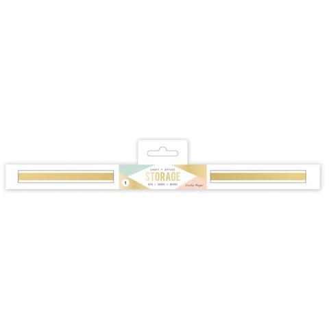 Регулируемый подвесной шток  для хранения Wire System Adjustable Hanging Rod