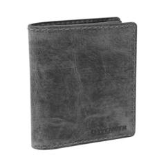 Портмоне WENGER Arizona, цвет черный, воловья кожа, 11×2×14 см