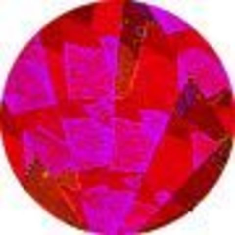 Фольга для ламинирования/фольгирования Crown Roll Leaf - голограммная, №13 -