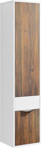 Malaga пенал  подвесной правый, цвет крафт темный, Mal.05.03/R/CD