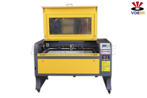 Комплект оборудования на базе лазерного станка WER-6090 High speed