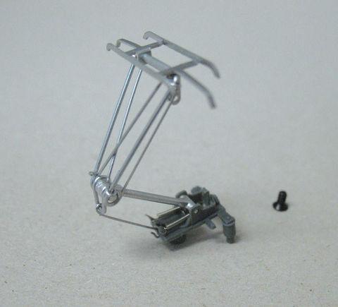 Piko 56149 Токосъёмник для BR 1216 серебристый, 1:87