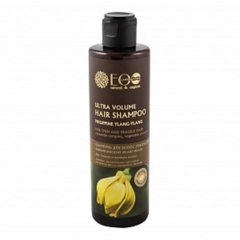 EO Laboratorie Шампунь для волос Ультра-объем для тонких и ломких волос 250 мл